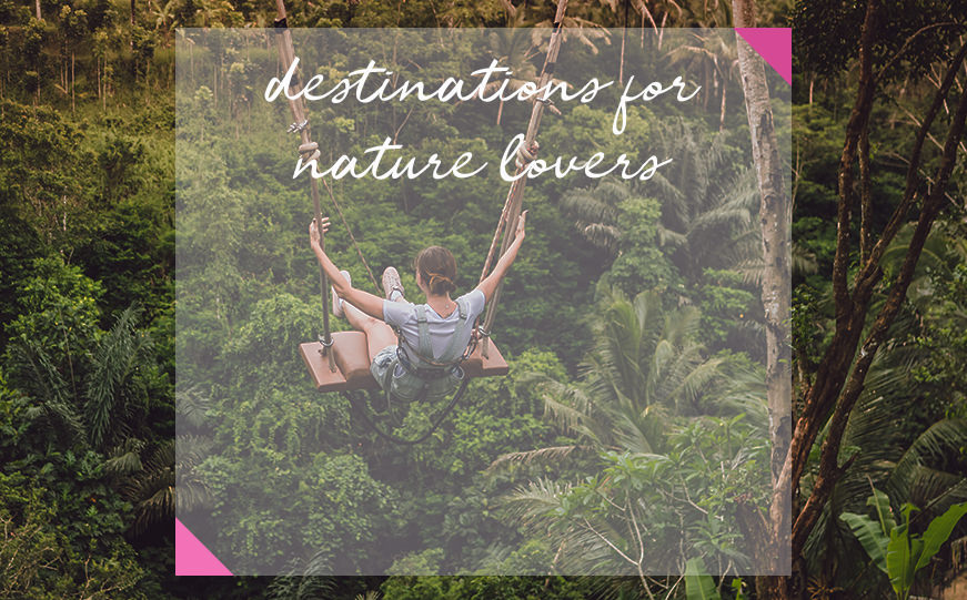 best eco-friendly destinations