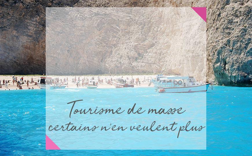tourisme de masse, ses impacts