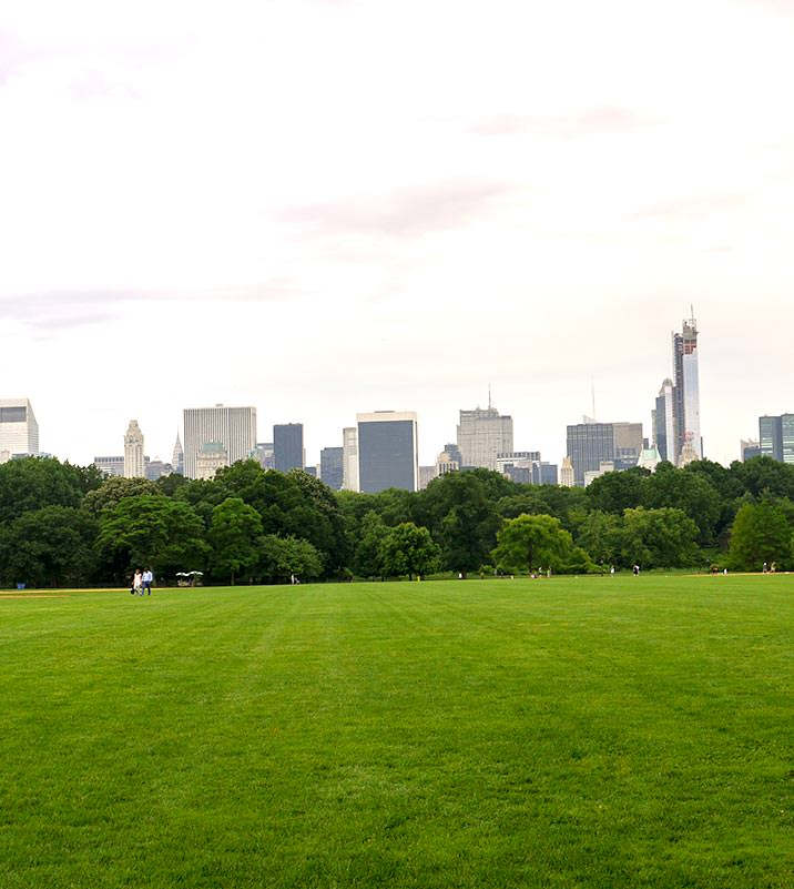 Parks to see in New York