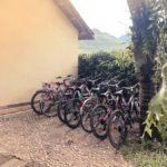 mai chau villas free bikes