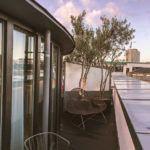 Zetter Hotel London Terrasse