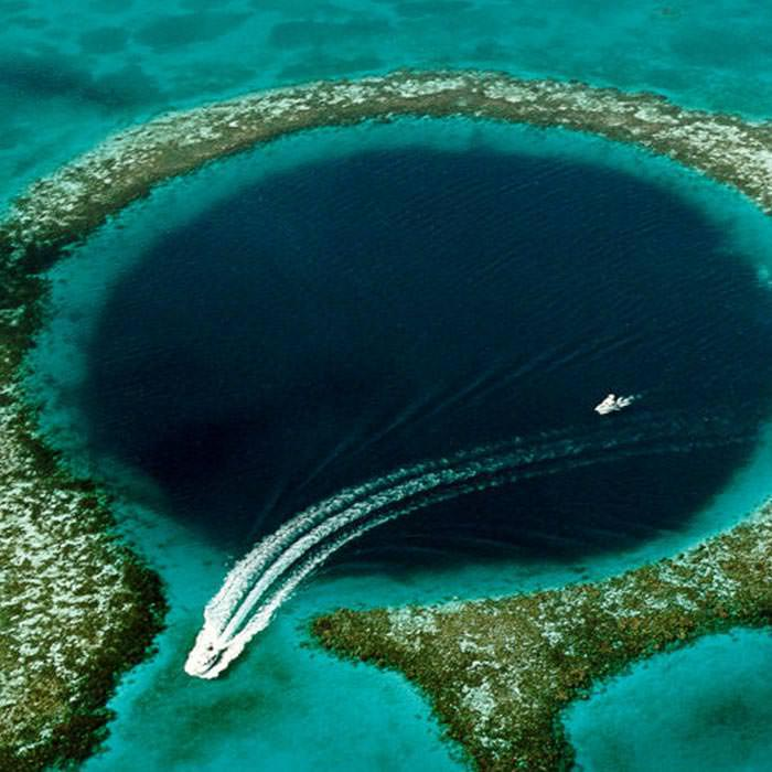 Belize Great Hole