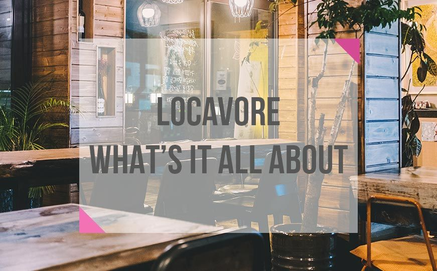 what is locavore