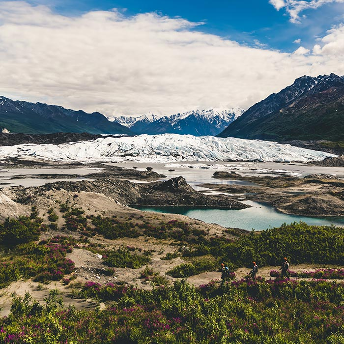 Wrangell National PArk Alaska