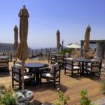 Alila Oman Terrasse