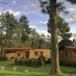 malealea lodge garden view