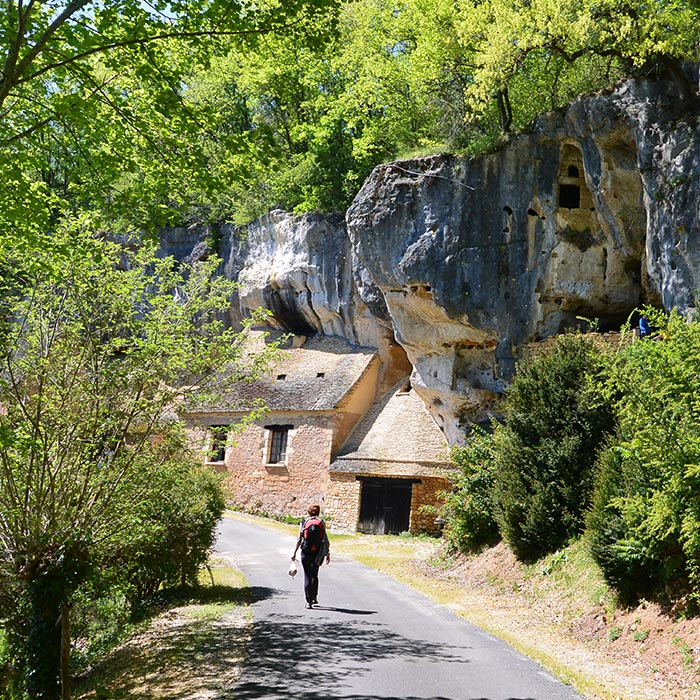 holiday in Dordogne
