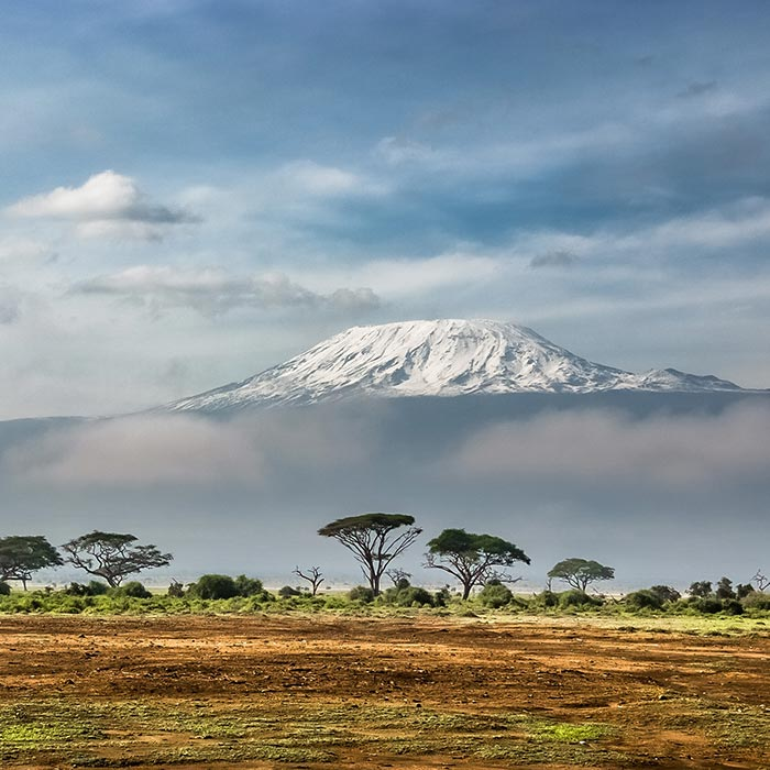 Mount Kilmanjaro and climate change