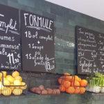 Florian restaurant bio paris