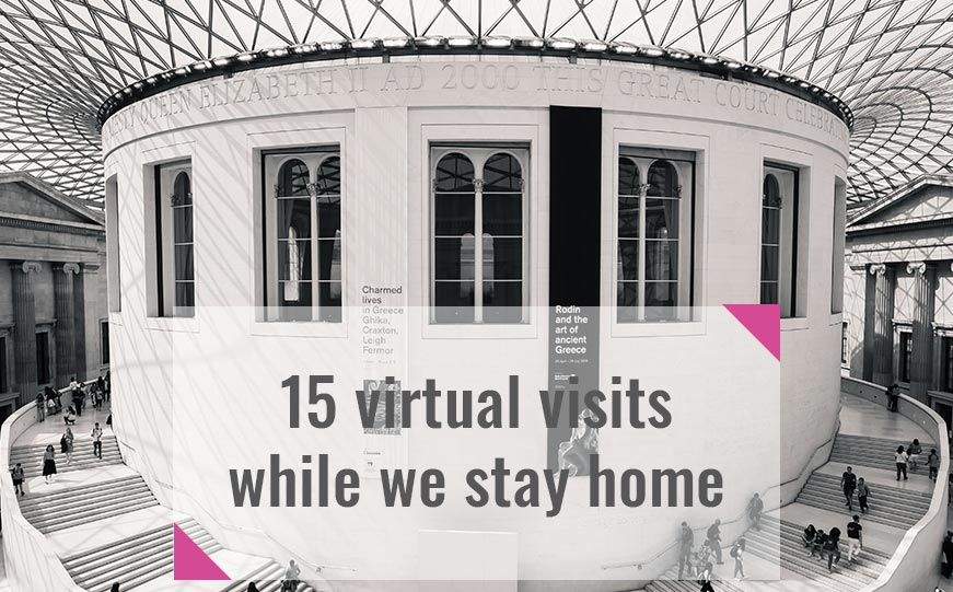 Virtual Tours available for free